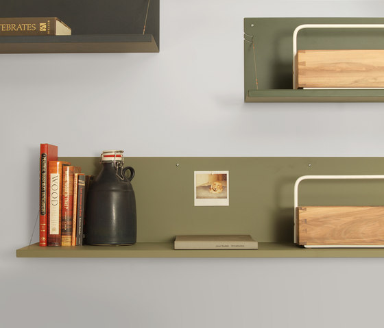 gil wallshelf by Skram | Wall shelves