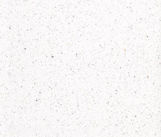 Bianco Cristallo by MIPA | Terrazzo tiles