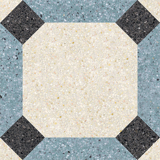 Arianna a Nasso by MIPA | Terrazzo tiles