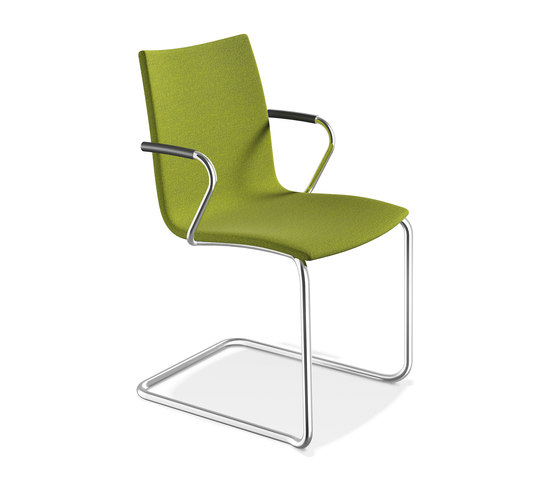 Onyx II 2343/10 by Casala | Visitors chairs / Side chairs