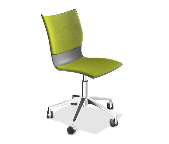 Onyx IV 2532/00 by Casala | Visitors chairs / Side chairs