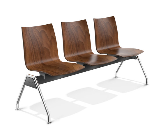 Onyx traverse  3440/99 by Casala | Waiting area benches