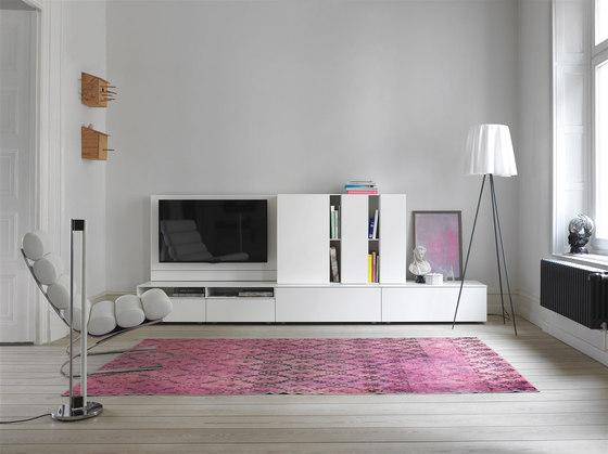 cube change by interlübke | Multimedia sideboards
