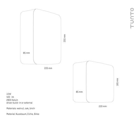 Cube de Tunto Design | Iluminación general