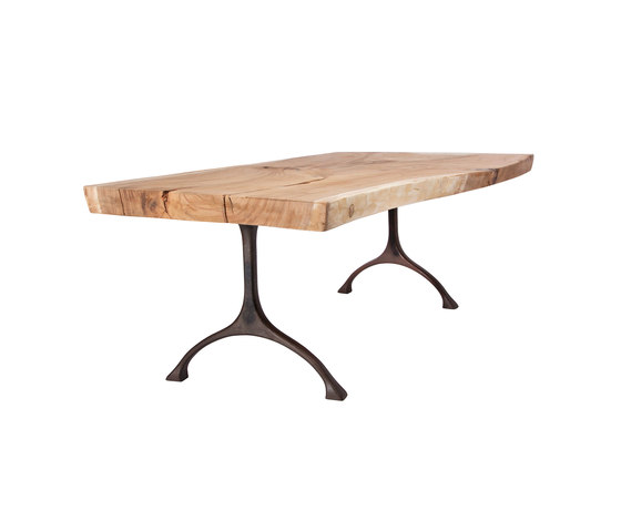 Rough Tabletop: 220 cm by NORR11 | Dining tables
