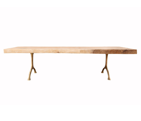 Rough table by NORR11 | Dining tables
