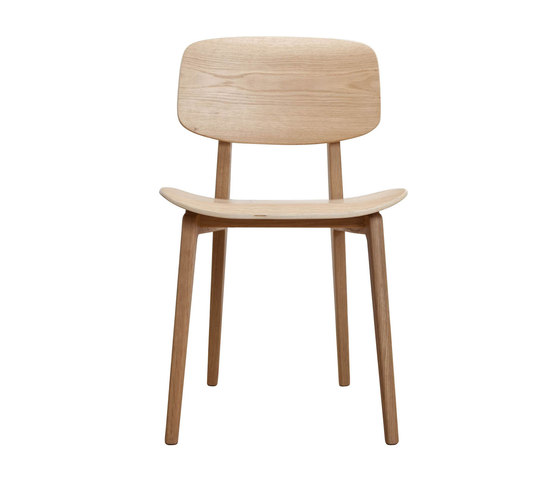NY11 dining chair by NORR11 | Restaurant chairs