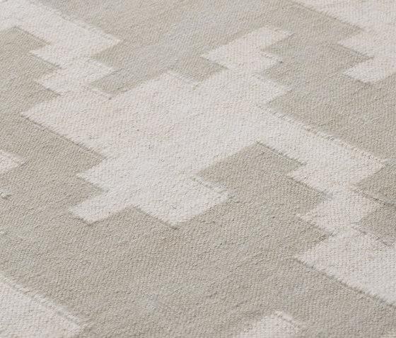 LTJ Kelim ivory & nature grey by kymo   Rugs / Designer rugs