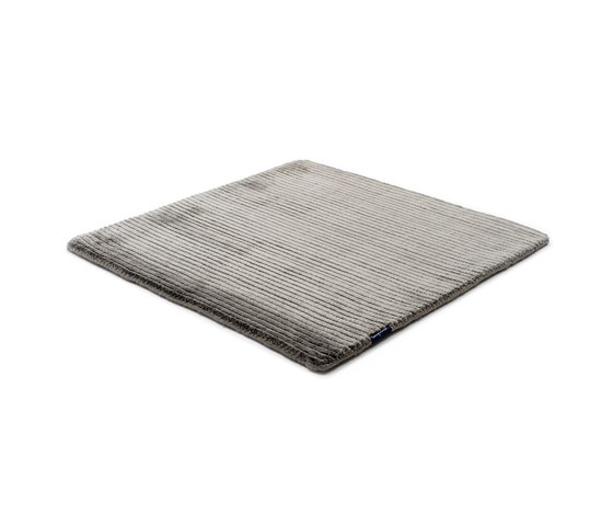 Suite Paris Viscose anthracite by kymo | Rugs