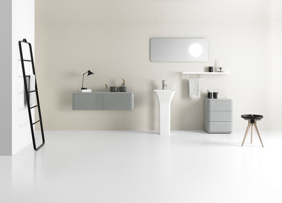 Fluent Bathroom Furniture Set 3 by Inbani | Side boards