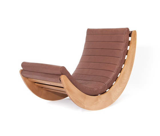 Relaxer One Chair by NORR11 | Chaise longues