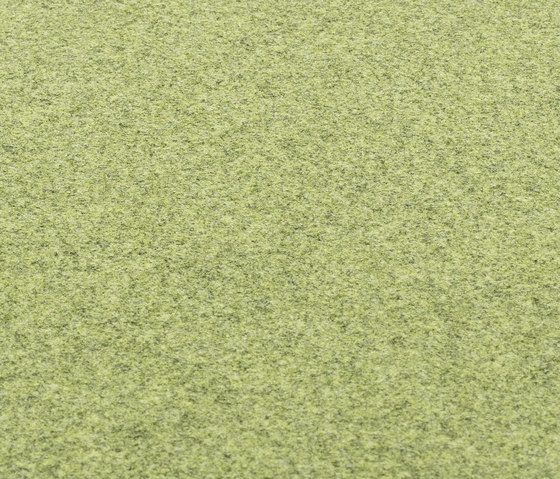 Fabric [Flat] Felt wimbledon green by kymo | Rugs / Designer rugs