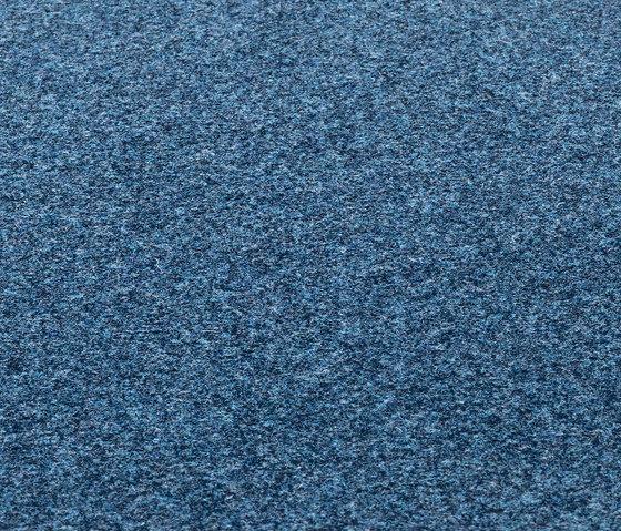 Fabric [Flat] Felt indigo by kymo | Rugs / Designer rugs