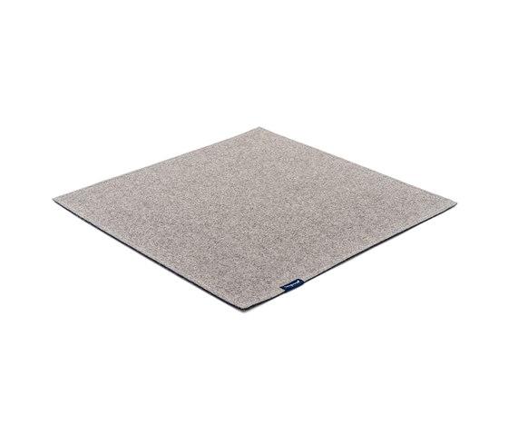 Fabric [Flat] Felt sandstone by kymo | Rugs / Designer rugs