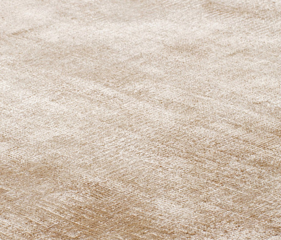 Mark 2 Viscose light sand by kymo | Rugs