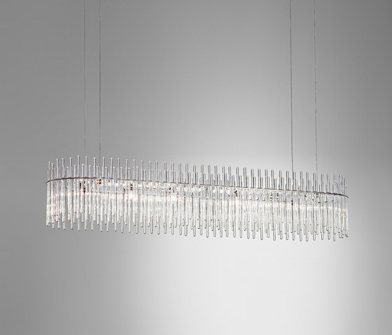 Charleston Ovale by Reflex | Suspended lights
