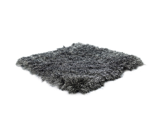 SG Airy Premium Blend silver & black by kymo | Rugs / Designer rugs