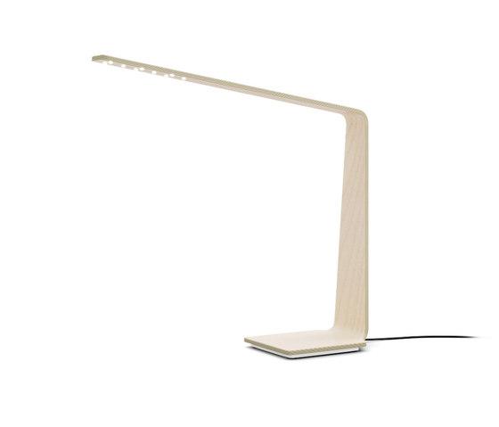 Led4 Desk Lamp by TUNTO Lighting | Table lights