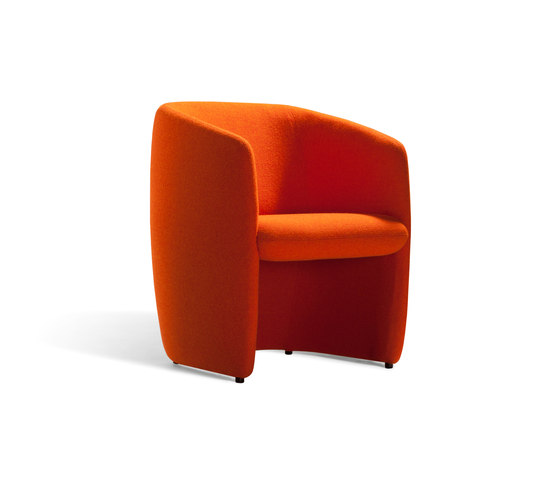 Plum 560 by Capdell | Visitors chairs / Side chairs