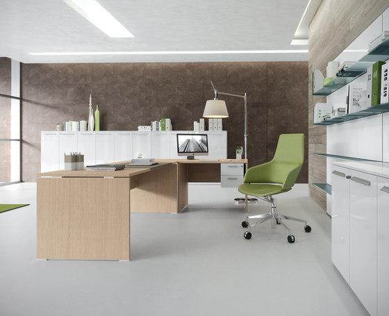 DV805-Treko 02 by DVO | Individual desks