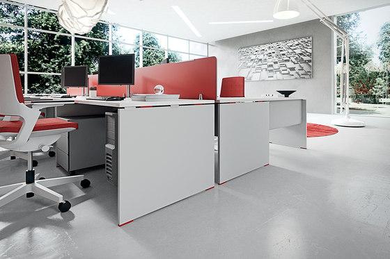 DV805-Treko 05 by DVO | Desking systems