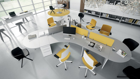 DV805-Treko 07 by DVO | Desking systems