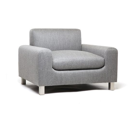 Baxter Chair von Naula | Sessel