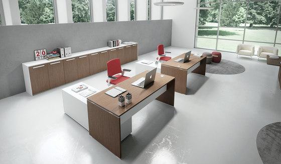 DV805-Treko 01 by DVO | Individual desks