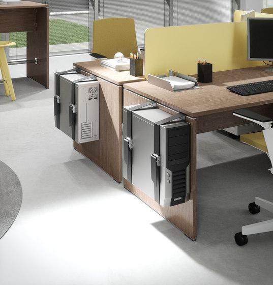 DV805-Treko 03 by DVO | Desking systems