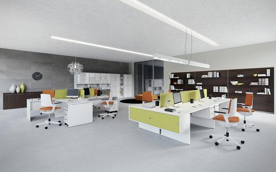 DV805-Treko 04 by DVO | Desking systems