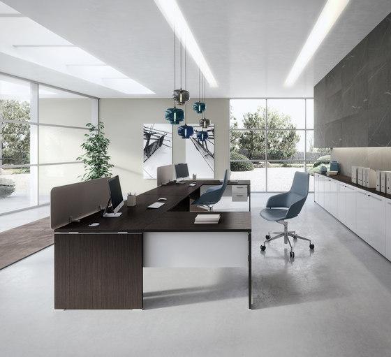 DV805-Treko 06 by DVO | Desking systems