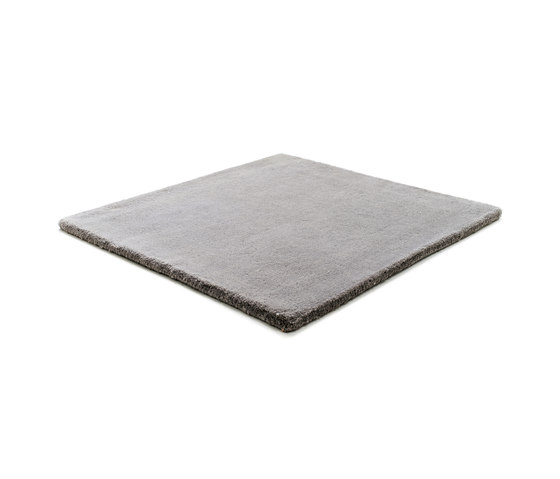 Studio NYC Raw Wool Edition grey sky von kymo   Formatteppiche