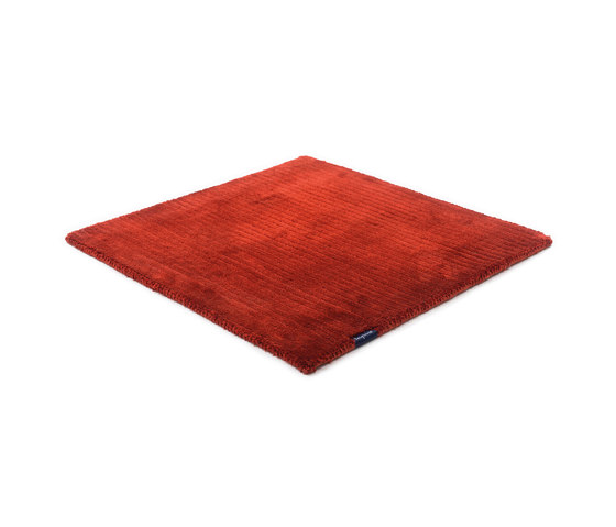Suite BRLN Polyester cayenne by kymo | Rugs
