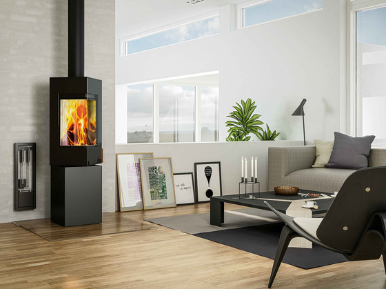 Q-BE by Attika Feuer | Stoves