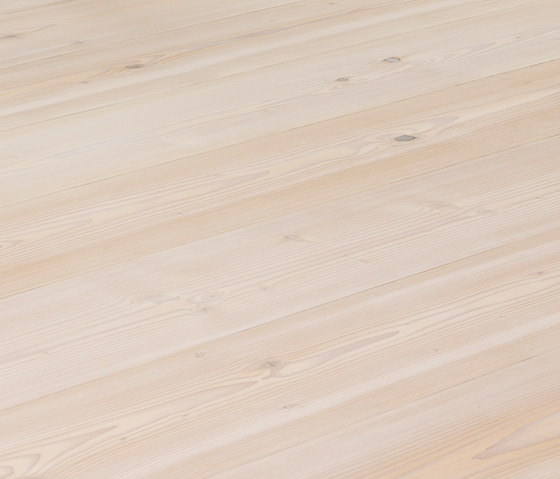 Douglas FIR brushed  | lye treatment | white oil de mafi | Sols en bois