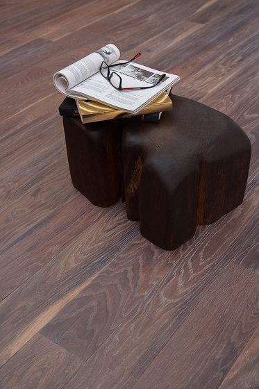 OAK Molto Vulcano brushed | white oil by mafi | Wood flooring