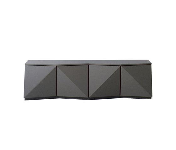 Origami Monofrontale, Composizione Pensile de Reflex | Buffets