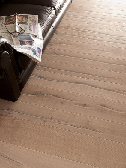 Magic OAK silver hand-planed | white oil by mafi | Wood flooring