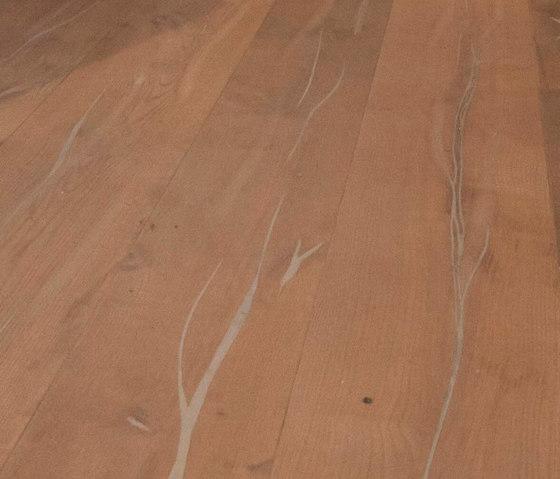 Magic OAK Vulcano silver hand-planed | white oil by mafi | Wood flooring