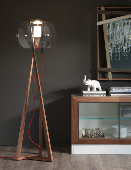 Compass by Cattelan Italia | Free-standing lights