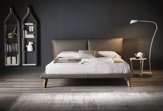 Adam by Cattelan Italia | Double beds
