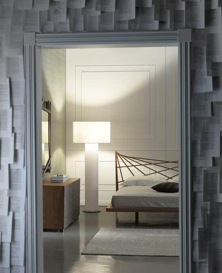 Morgan by Cattelan Italia | Double beds