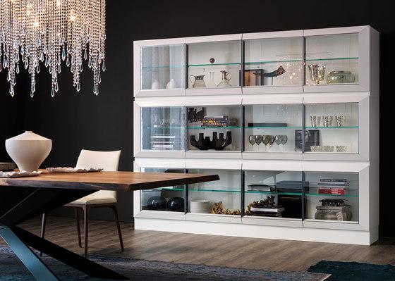 Hilton von Cattelan Italia | Vitrinen