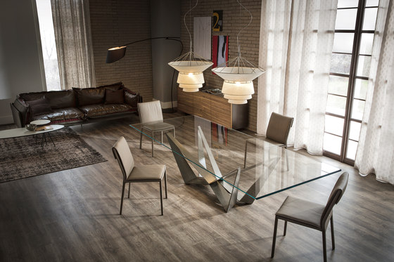 Skorpio by Cattelan Italia | Dining tables