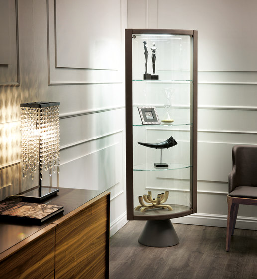 Saba by Cattelan Italia | Display cabinets