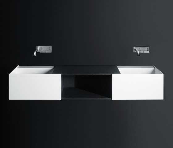 DueC by Boffi | Bath shelving