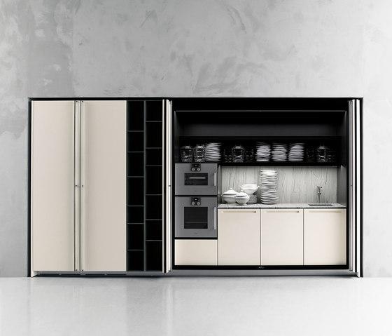 Hide de Boffi | Cocinas compactas