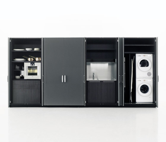 Hide by Boffi | Compact kitchens