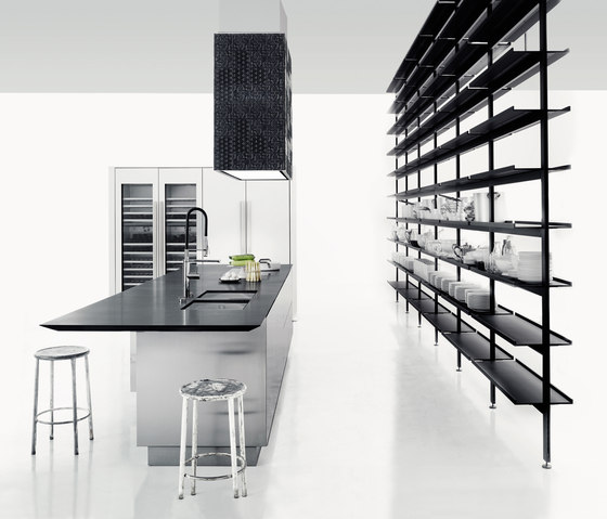 K14 by Boffi | Fitted kitchens