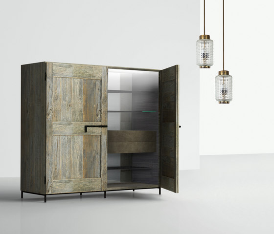 Madia by Boffi | Cabinets